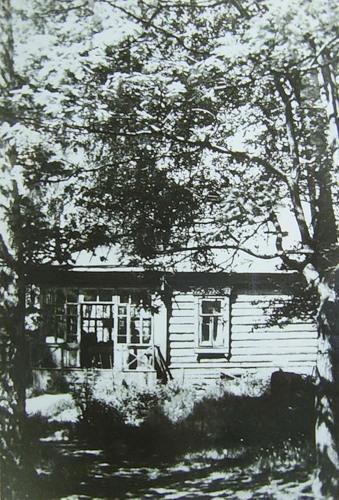 Дача Ильина-Какуева в Косино на Белом озере